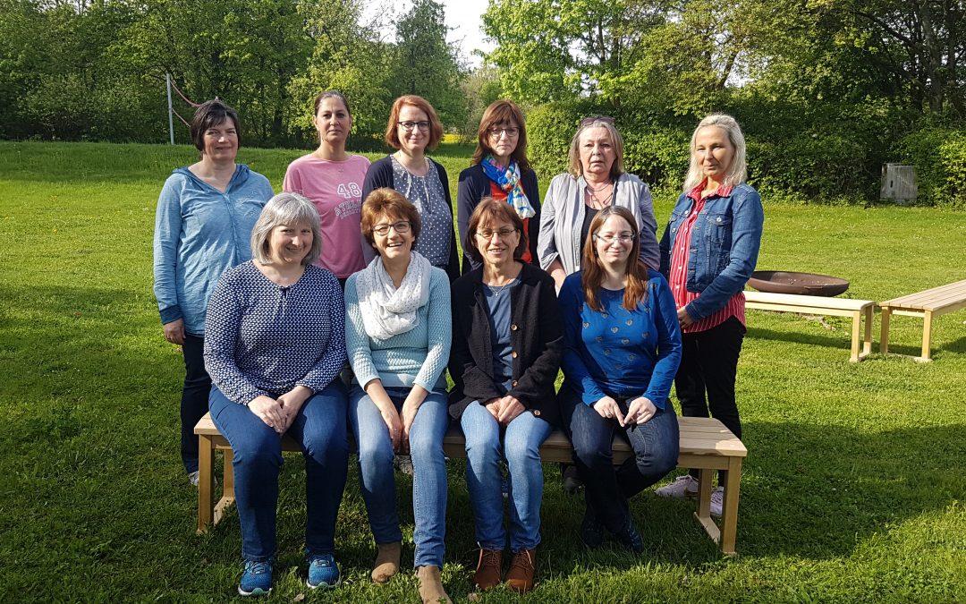 Zehn neue Mentorinnen